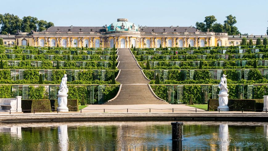 Потсдам: энциклопедия прусских королей - экскурсии