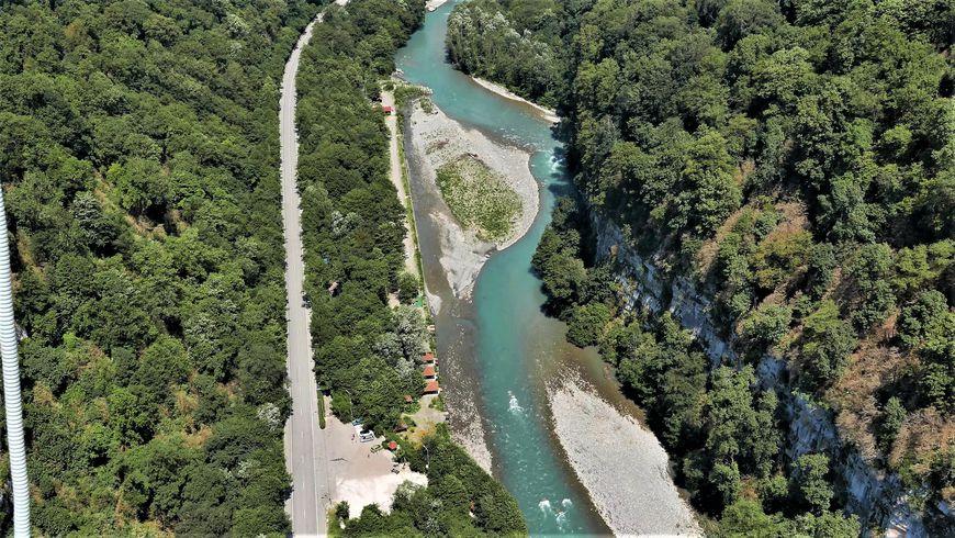 Чудеса долины реки Мзымта - экскурсии