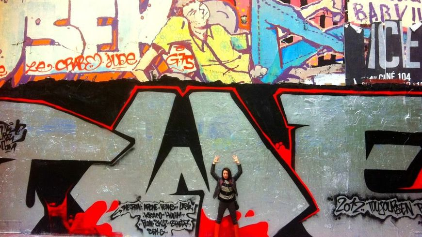 Cтрит-арт — креативная изнанка Парижа - экскурсии