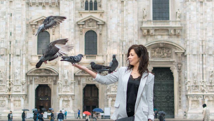 Фотосессия в Милане - экскурсии