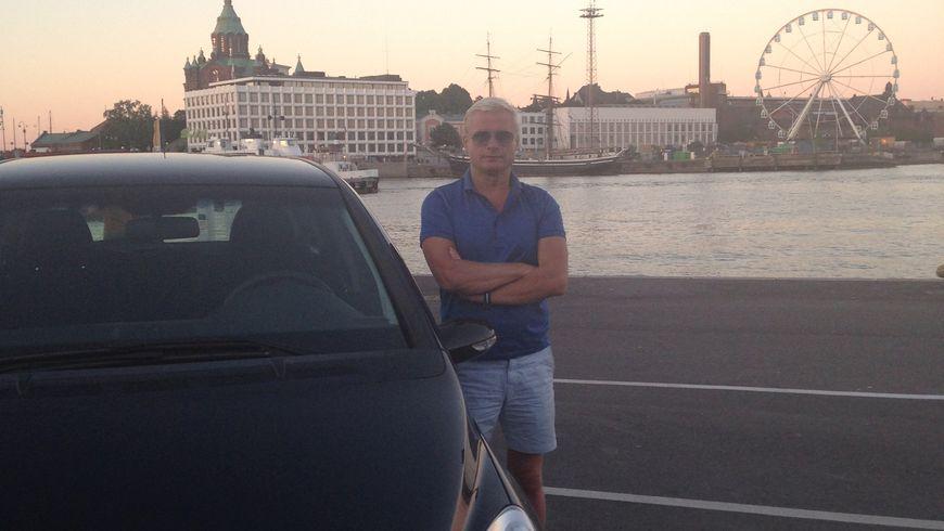 По Хельсинки на автомобиле Mersedes Benz B-class - экскурсии