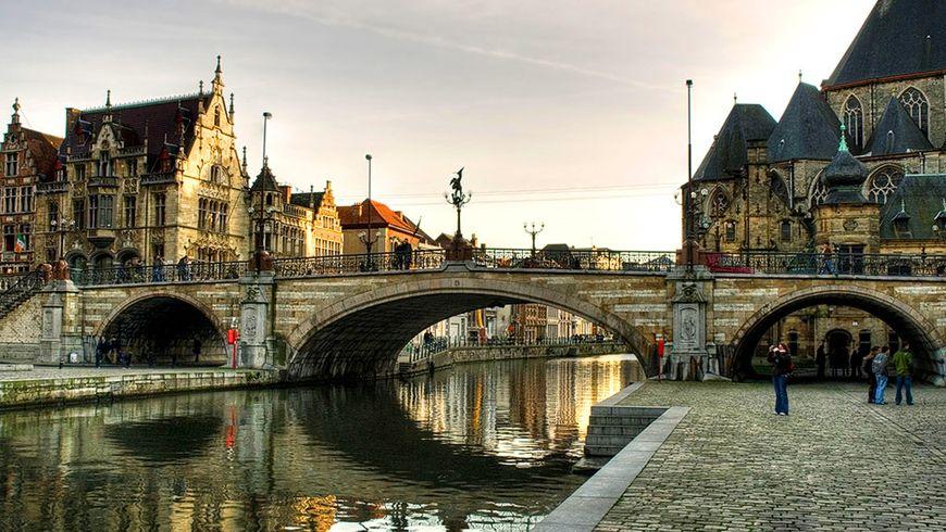 Великолепный Гент — город молодости и старины - экскурсии