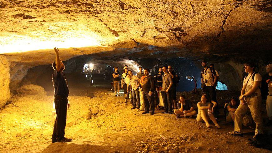 Подземный Иерусалим — город царя Давида - экскурсии