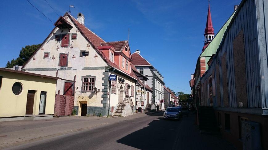 Другая Эстония. «Шведский» город Пярну - экскурсии