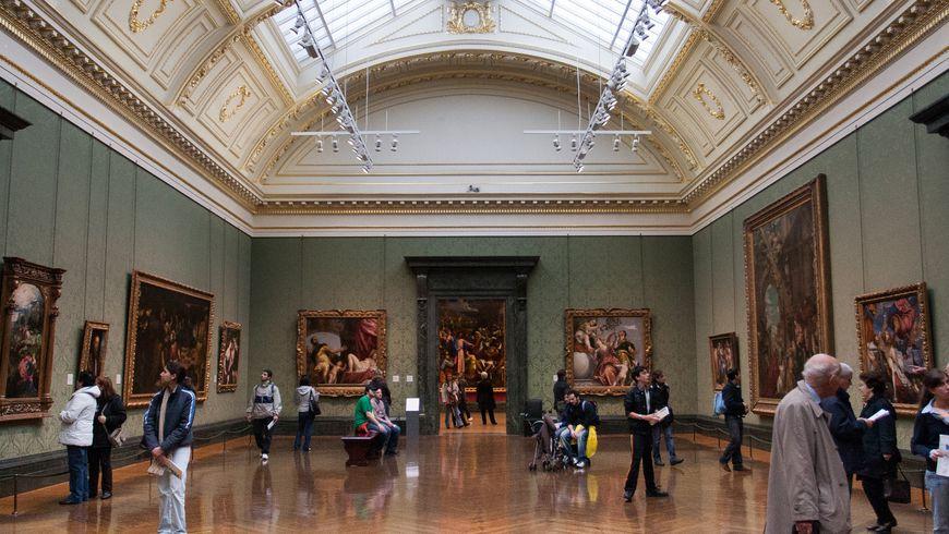 Судьба и сокровища Национальной галереи - экскурсии