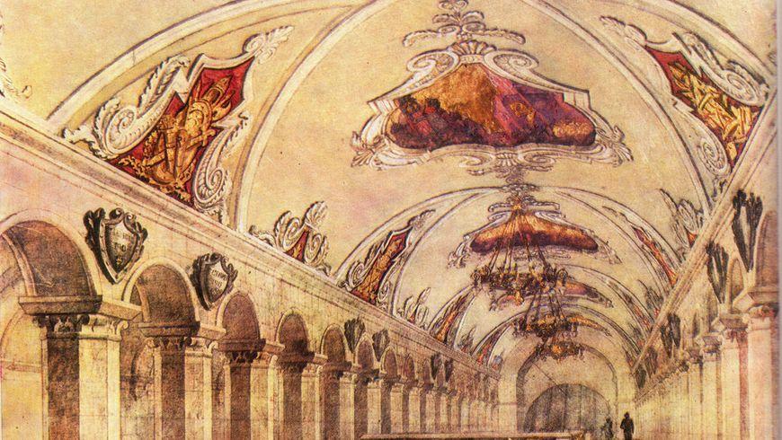 Московское метро в деталях: погружение в историю и мировую культуру - экскурсии