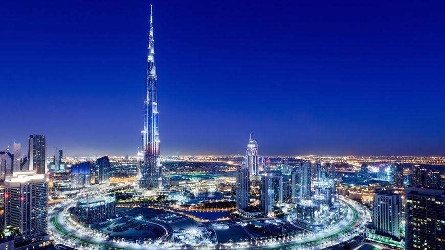 Вечерние огни Дубая - экскурсии