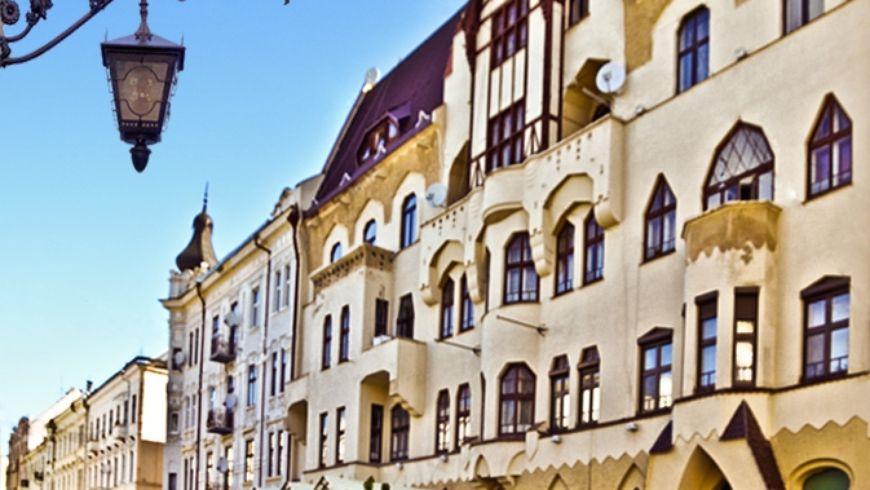 Черновцы: жемчужина австрийской короны - экскурсии