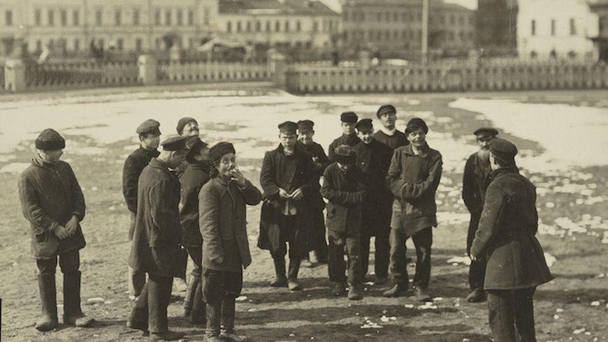 Хулиганы Петроградской стороны - экскурсии