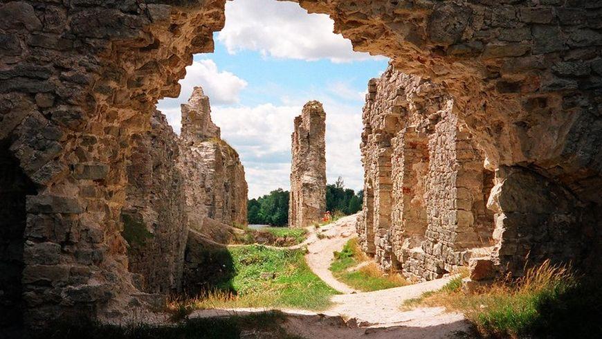 Путешествие по замкам Даугавы - экскурсии