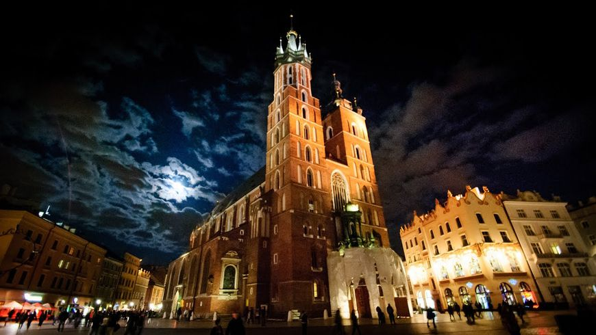 Темная сторона Кракова - экскурсии
