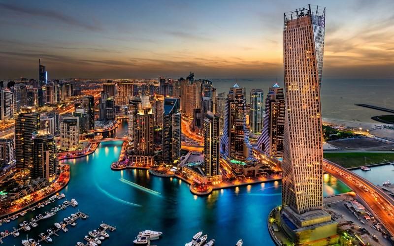 Виза в Объединённые Арабские Эмираты