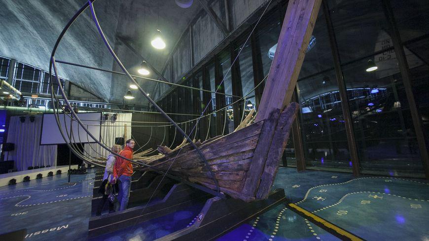 Морской музей: пушки и лодки обретают свое лицо - экскурсии