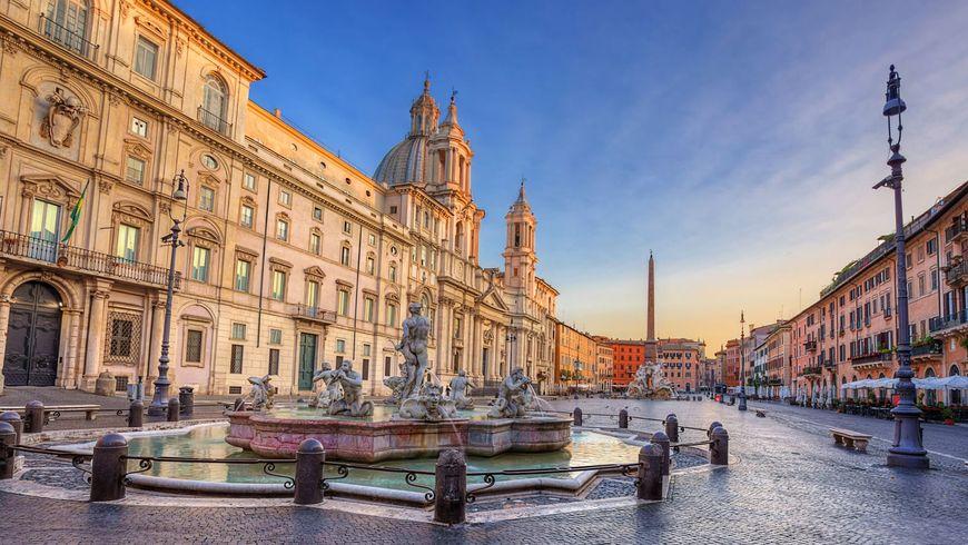 Первое свидание с Римом - экскурсии