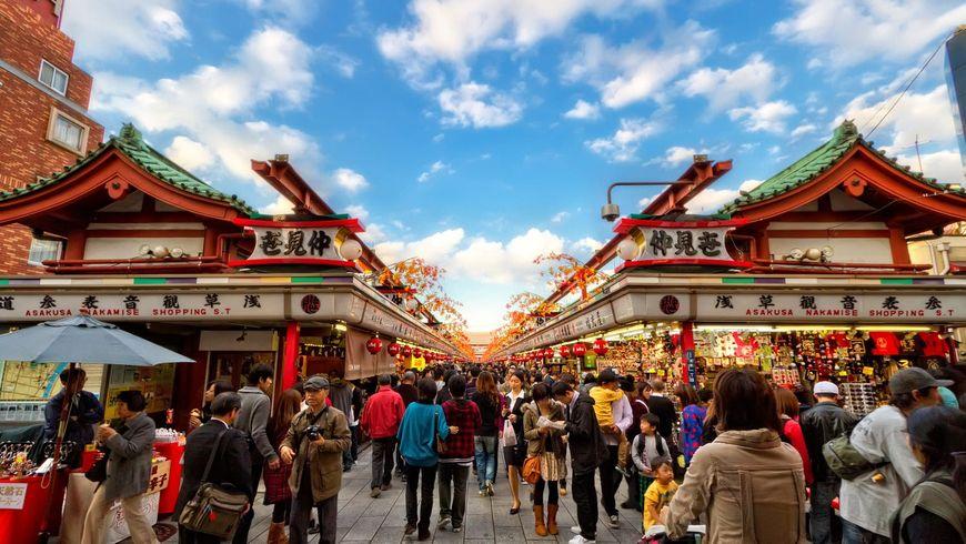 Токио— история исовременность - экскурсии