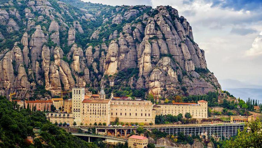 Монтсеррат— вгоры кглавной покровительнице Каталонии - экскурсии