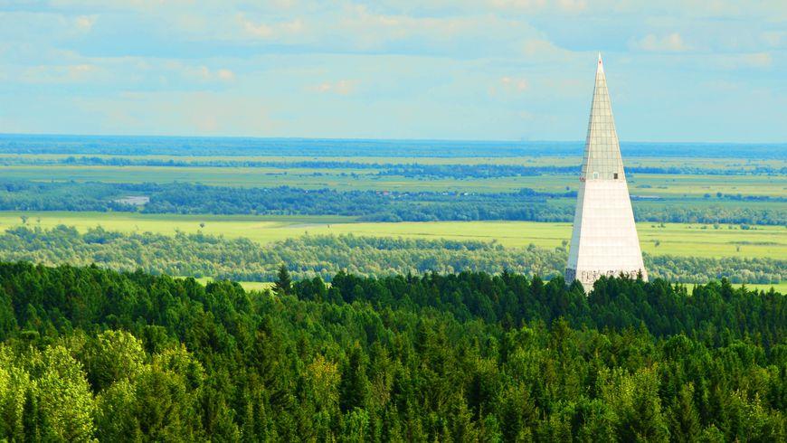 Первое знакомство с Ханты-Мансийском на автомобиле - экскурсии