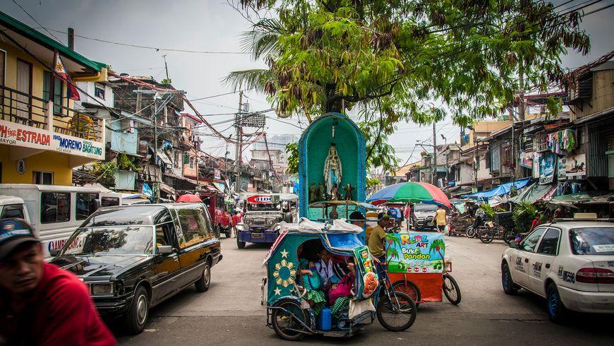 Задержитесь в Маниле на денек! - экскурсии