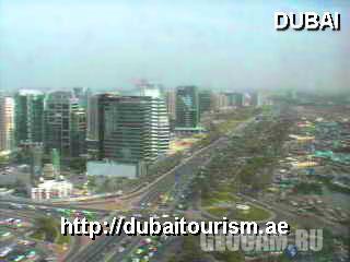 Веб-камера в городе Дубай