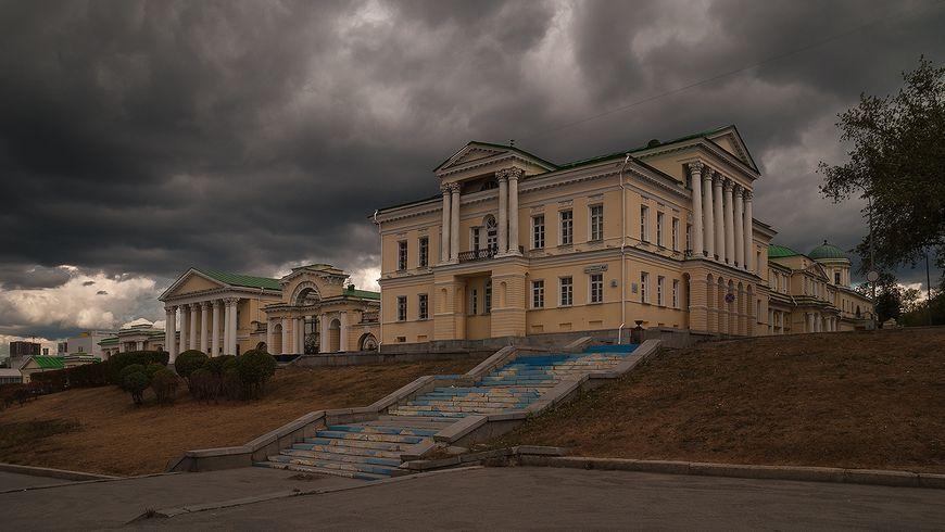 Легенды Екатеринбурга - экскурсии