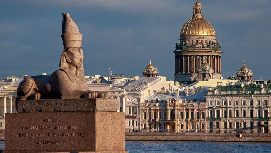 По местам силы Петербурга - экскурсии