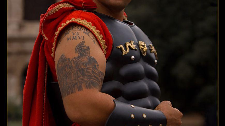 Гладиаторы и легионеры Древнего Рима - экскурсии