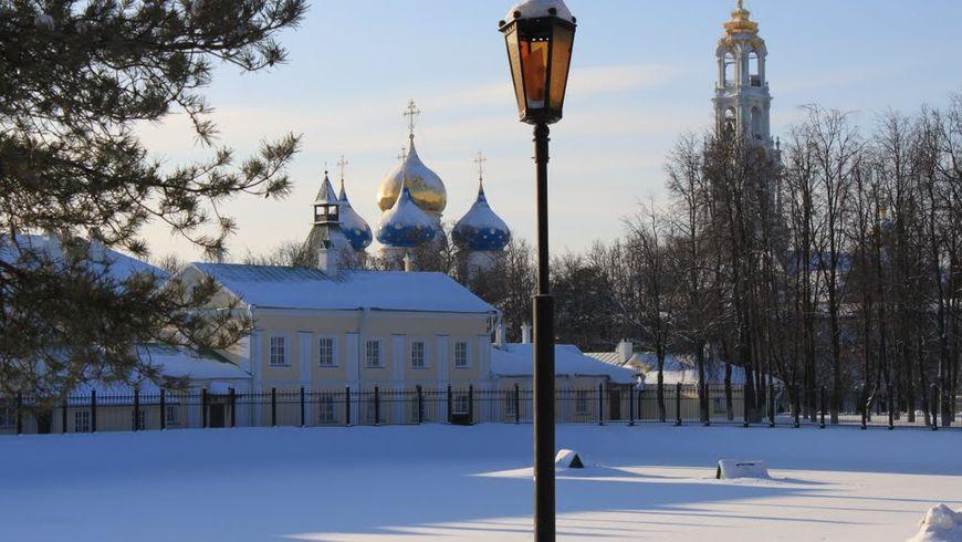История Троице-Сергиева монастыря - экскурсии