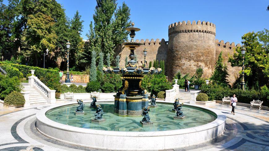 Легендарные парки Баку - экскурсии