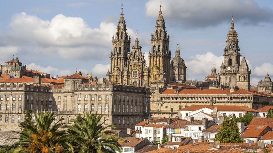 Сантьяго-де-Компостела — любовь с первого взгляда - экскурсии