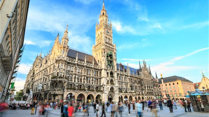Путешествие из Праги в Мюнхен - экскурсии