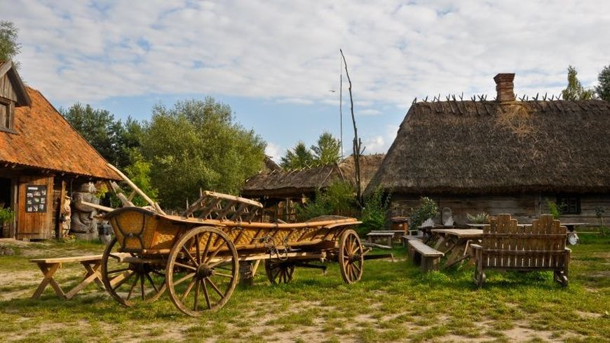 История Стокгольма в этнографическом заповеднике Скансен - экскурсии