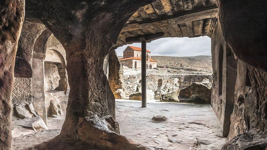 Древность в камне — Храмы Мцхеты и пещеры Уплисцихе - экскурсии