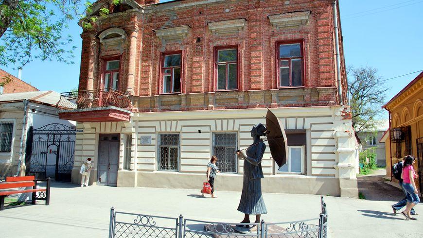 Были и небыли Таганрога - экскурсии