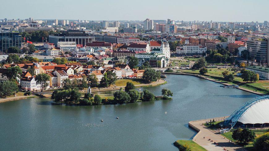 Ежедневная прогулка по Минску - экскурсии