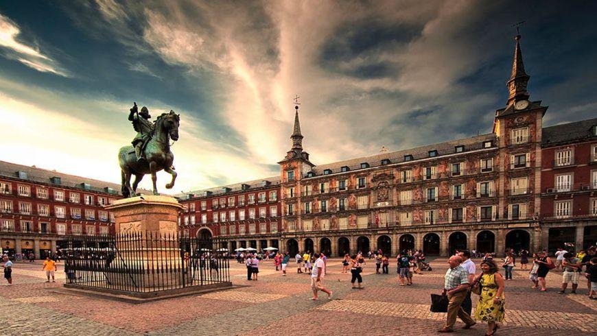 Мадрид на ладони - экскурсии