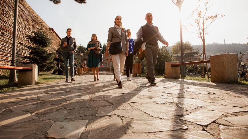 Вдохновиться атмосферой Тбилиси - экскурсии