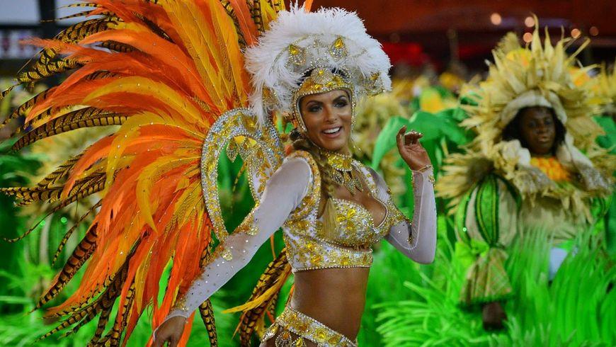 Мир бразильского карнавала! - экскурсии