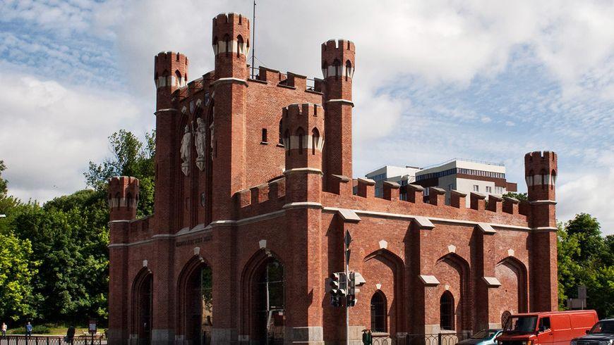 Кенигсберг — город-крепость