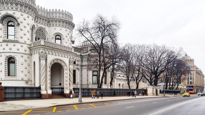 «Наследство» Москвы наВоздвиженке иНикитской - экскурсии