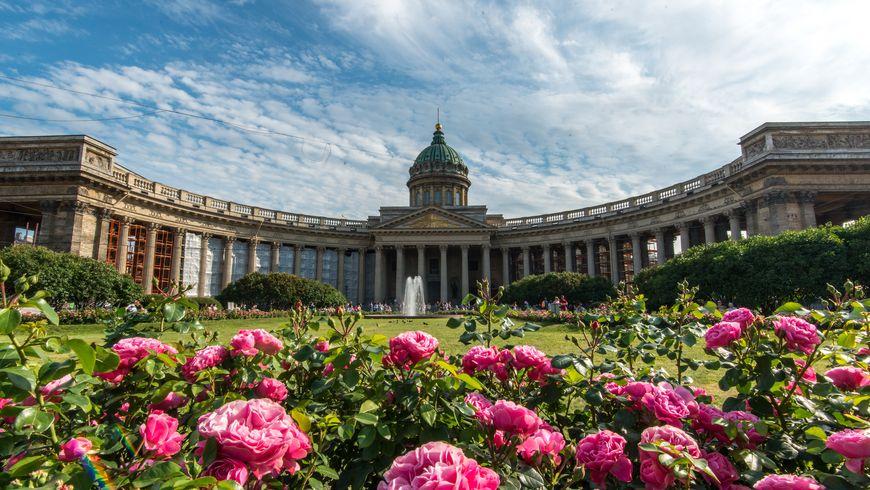 Вокруг Казанского собора - экскурсии