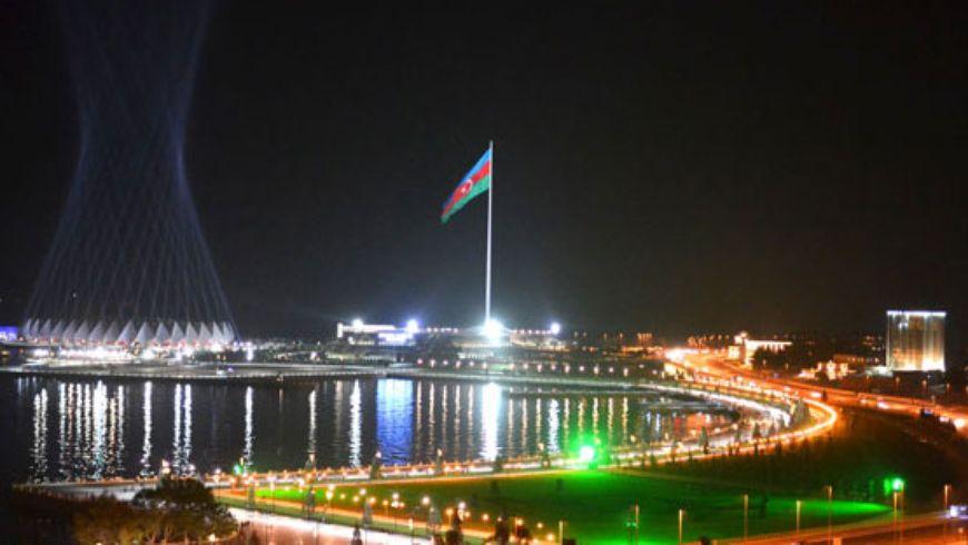 Обзорная автомобильная экскурсия по современному Баку - экскурсии