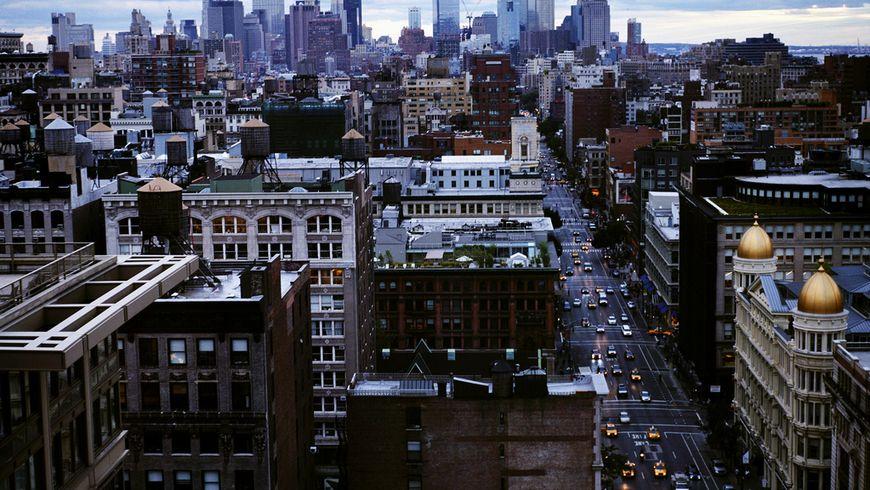 Краткий курс фотографии — городской пейзаж - экскурсии