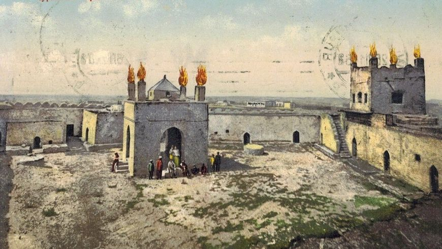 Зороастрийская история Азербайджана - экскурсии
