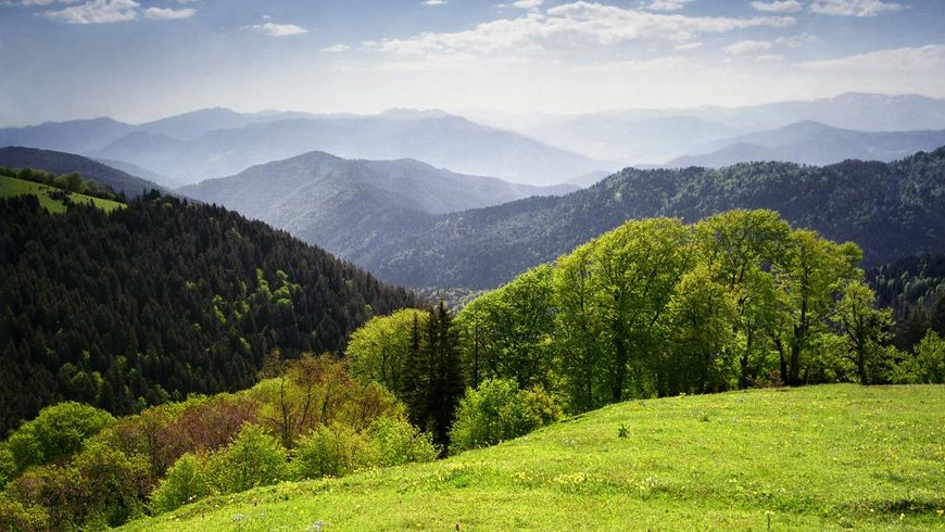 Тайны грузинской «Сибири»: Боржоми