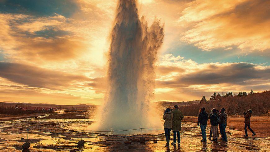 Золотое кольцо Исландии - экскурсии