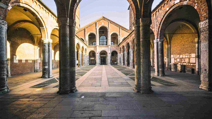Христианский Милан - экскурсии
