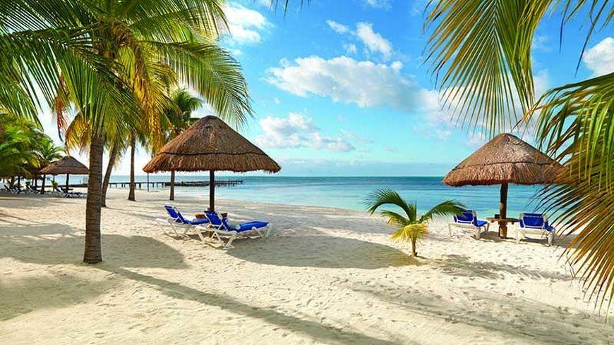 Райские острова Мексики - экскурсии
