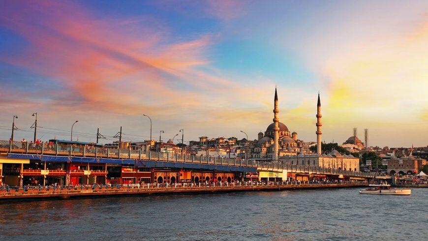 Стамбул и его прошлое - экскурсии