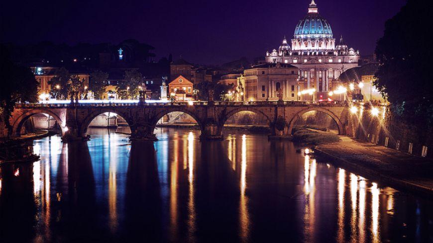 Вечерний Рим на машине - экскурсии