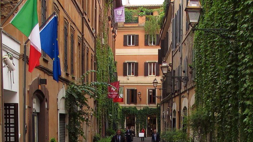 Магия улочек Рима - экскурсии